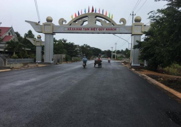 1. Cần bán nhà số 100A Tân Hưng, Eakao, TP. Buôn Ma Thuột